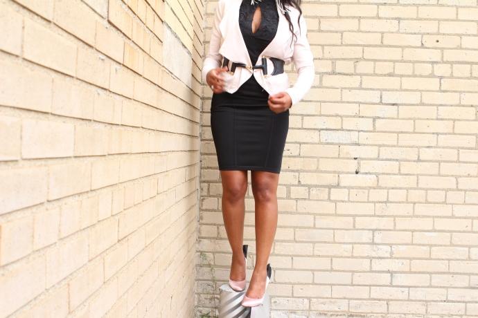 The Shoes: Karen Millen