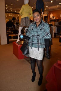 Celebrity Stylist DeAnn was also in attendance looking as chic as usual!