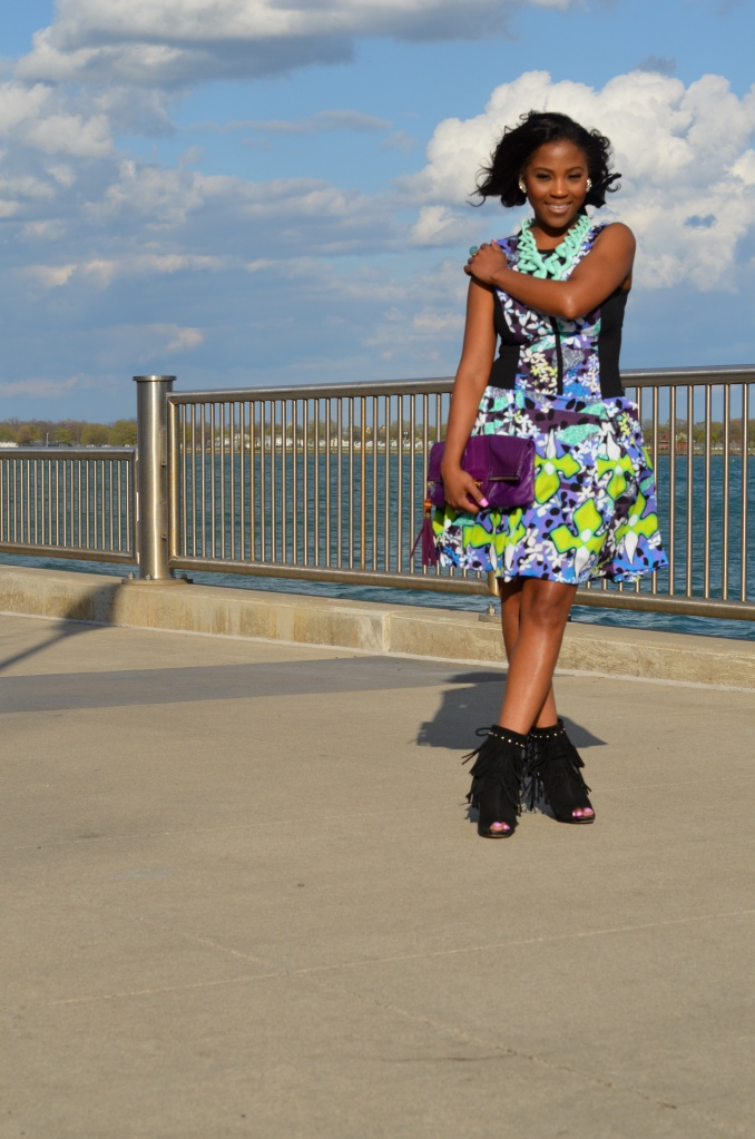 Dress: Peter Pilotto for Target