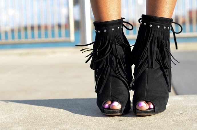 Boots: BEBE